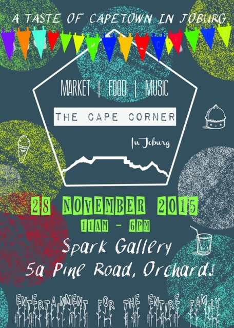 The Cape Corner In Johannesburg market. Spark Gallery